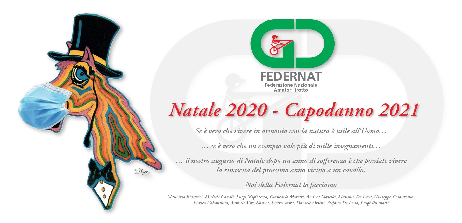 NATALE 2020 - CAPODANNO 2021